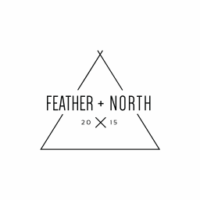 Feather + North